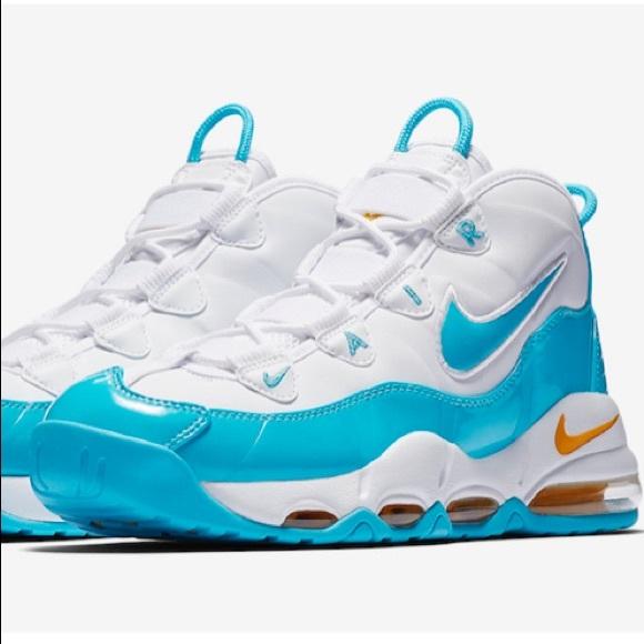 Nike Air Max Uptempo '95 'Blue Fury' NWT